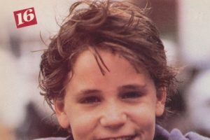 Corey Haim – On Top in the 80's