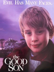 The Good Son movie art.